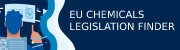 Banner EU Chemicals Legislation Finder by ECHA
